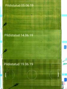 Kastmisvee pH stabiliseerimise automaatika kasutamine Pärnu Rannastaadonil